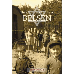 The-Children's House of Belsen - Book Cover